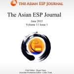 Asian ESP Journal