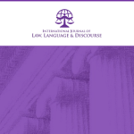 The International Journal of Law, Language & Discourse